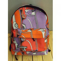 MOCHILA DAY PACK 32 CM DIADORA ESTAMPADA