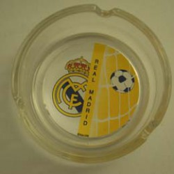 CENICERO CRISTAL REAL MADRID