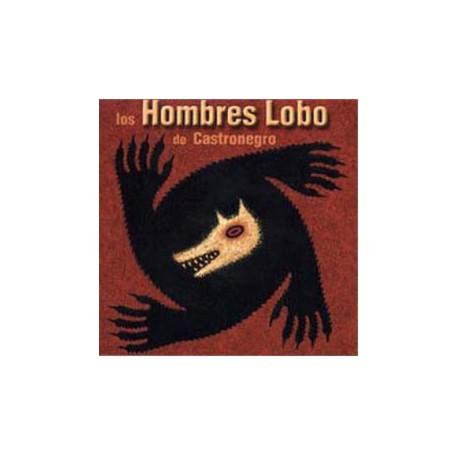 JUEGO DE MESA LOS HOMBRES LOBO DE CASTRONEGRO