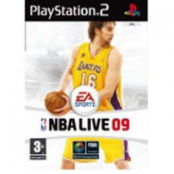 PLAY STATION 2 NBA LIVE 09