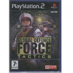 PLAY STATION 2 GLOBAL DEFENCE FORDE TACTICS