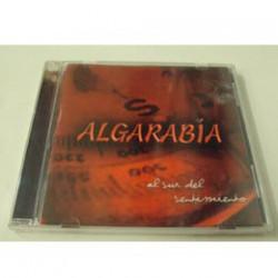 ALGARABIA AL SUR DEL SENTIMIENTO