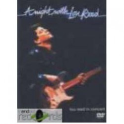 LOU REED A NIGHT WITH-LOU REED IN CONCERT