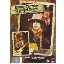 DVD BOB DYLAN 1975-1981 ROLLING THUNDER AND THE GOSPEL YEARS