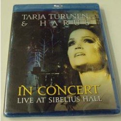 TARJA TURUNEN & HARUS (BLU RAY) IN CONCERT LIVE AT SIBELIUS HALL