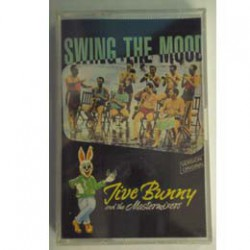 CASSETTE JIVE BUNNY AND THE MASTERMIXERS SWING THE MOOD