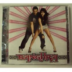 BANGHRA A BAILAR CD+DVD