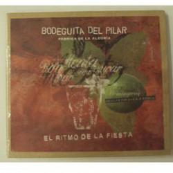 CD VARIOS EL RITMO DE LA FIESTA-BODEGUITA DEL PILA