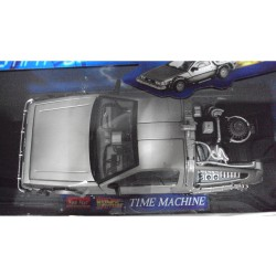 REGRESO AL FUTURO DIECAST MODEL 118´85  DELOREAN LK COUPE