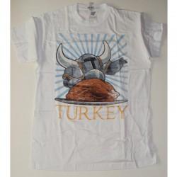 CAMISETA SHOVEL KNIGHT TURKEY S