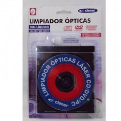 LIMPIADOR DE ÓPTICAS CON LIQUIDO