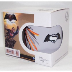 TAZA BATMAN Y SUPERMAN - LICENCIA OFICIAL -