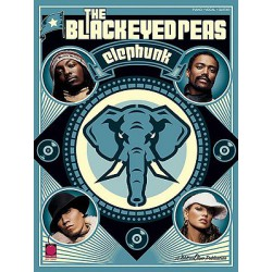 BLACK EYES PEAS,THE LIBRO -ELEPHUNK-