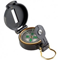 BRUJULA ANALOGICA LENSATIC COMPASS