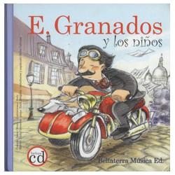 LIBRO DISCO E, GRANADOS Y LOS NIÑOS