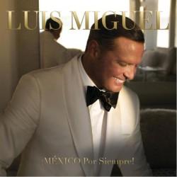 CD LUIS MIGUEL MÉXICO Por Siempre-