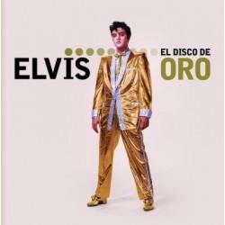 CD ELVIS PRESLEY -EL DISCO DE ORO-