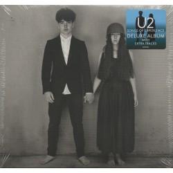 CD U2 -SONGS OF EXPERIENCE- DELUXE ALBUM