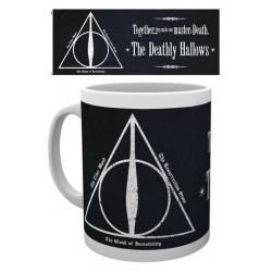 Harry Potter Taza Deathly Hallows
