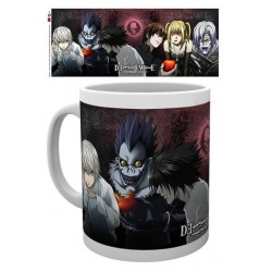 Death Note Taza Characters