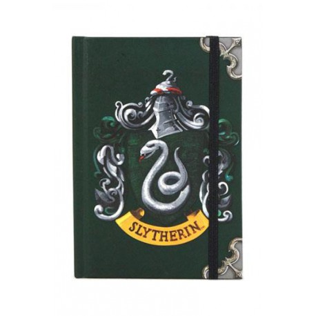 Harry Potter Libreta A6 Slytherin