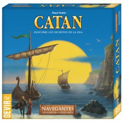 Catan Expansión Navegantes
