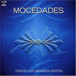 2CD+DVD MOCEDADES -ERES TU- TODOS LOS GRANDES EXITOS