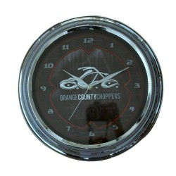 RELOJ DE PARED -ORANGE COUNTY CHOPPERS-