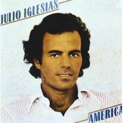 CD JULIO IGLESIAS - AMERICA -