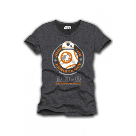 Star Wars Episode VII Camiseta BB-8