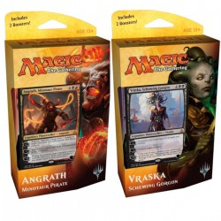 Magic the Gathering Rivales de Ixalan Expositor de Mazos de Planeswalker castellano
