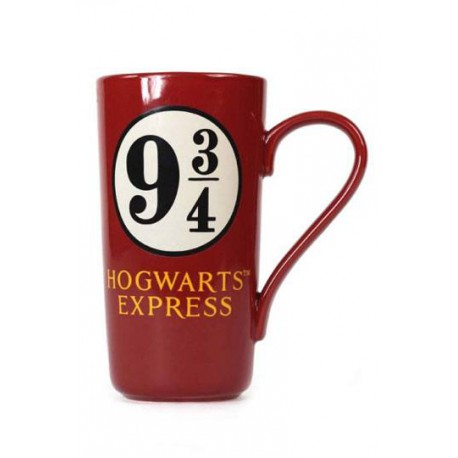 Harry Potter Taza Latte-Macchiato 9 3/4