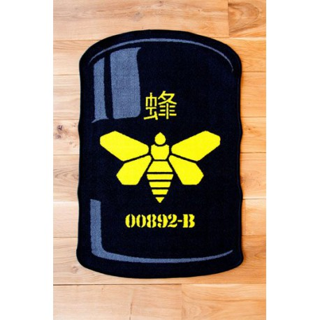 Breaking Bad Alfombra Methylamine Barrel 67 x 100 cm