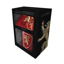 Juego de Tronos Pack de Regalo Stark