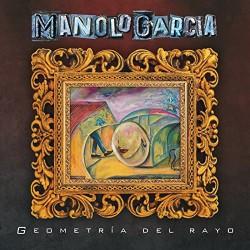 CD MANOLO GARCIA -GEOMETRIA DEL RAYO-