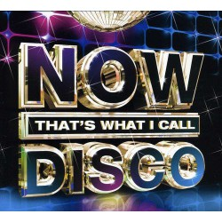 CD VARIOS -Now That's What I Call Disco- 3CD