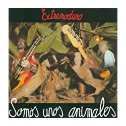 CD EXTREMODURO -SOMOS UNOS ANIMALES-