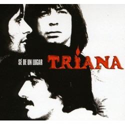 2CD+DVD TRIANA -SE DE UN LUGAR-