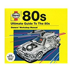 CD -VARIOS -80s ULTIMATE GUIDE TO THE 80s- 2CD