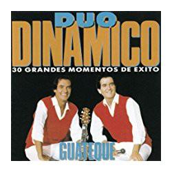 CD DUO DINAMICO -30 GRANDES MOMENTOS DE EXITO- GUATEQUE