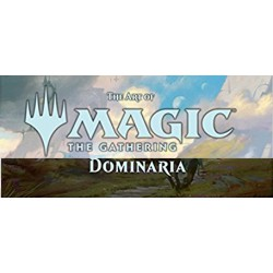 SOBRE DE CARTAS MAGIC -DOMINARIA- EN CASTELLANO