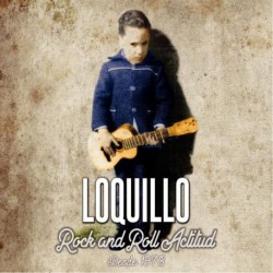 CD LOQUILLO -40 AÑOS- ROCK AND ROLL ACTITUD. 3CD
