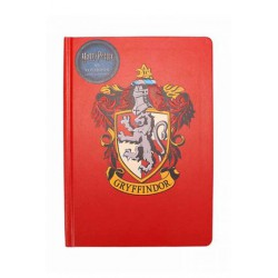 Harry Potter Libreta A5 Gryffindor