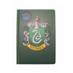 Harry Potter Libreta A5 Slytherin