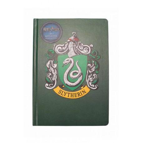 Harry Potter Libreta A5 Slytherin