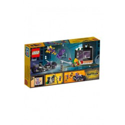 The LEGO® Batman Movie Moto felina de Catwoman