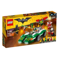 The LEGO Batman Movie Coche misterioso de The Riddler