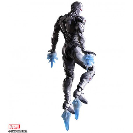 Marvel Comics Variant Play Arts Kai Figura Iron Man Limited