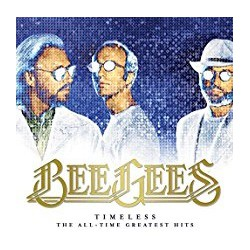 CD BEE GEES -Timeless - The All-Time Greatest Hits-