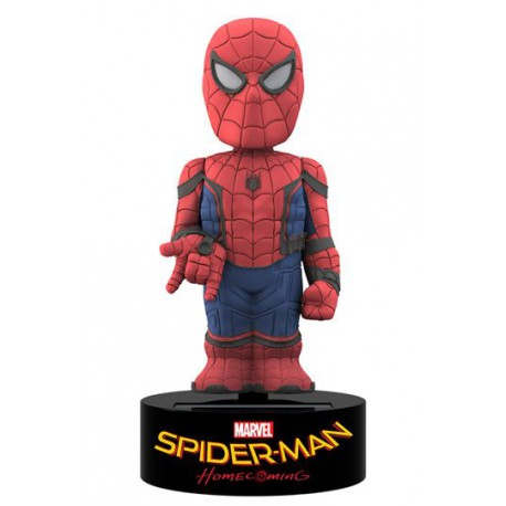 Spider-Man Homecoming Figura Movible Body Knocker Spider-Man 15 cm
